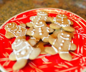 christmas, cooking, and festive image