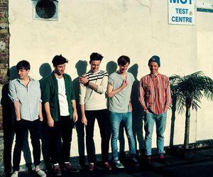 band, coasts, and boys image