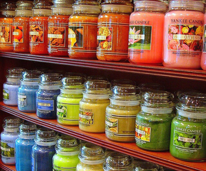 candle, yankee, and yankee candle image