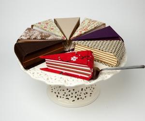 books and cake image