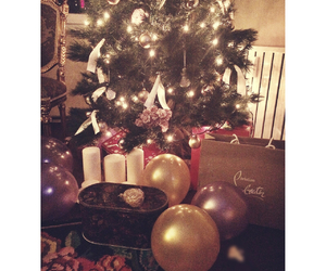 lights, balloons, and christianlouboutin image