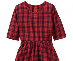 price :$9.99, girl's dresses, and cheap girls plaid dresses image