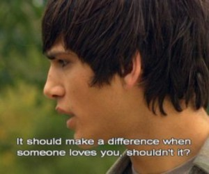 skins, quote, and Freddie image
