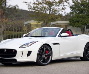 cars, jaguar, and f-type image