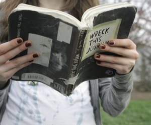 keri smith, wreck this journal, and nice pic image
