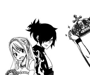 Lucy, Rogue, and fairy tail image