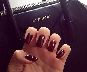 nails, fashion, and Givenchy image