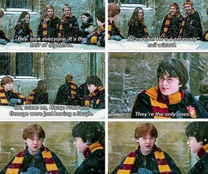 harry potter, chamber of secrets, and hogwarts image