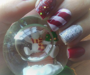 art, candy cane, and christmas image