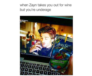 funny, one direction, and laugh image