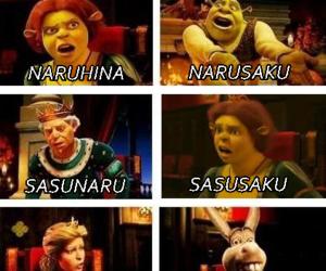 anime, sasuhina, and naruto image