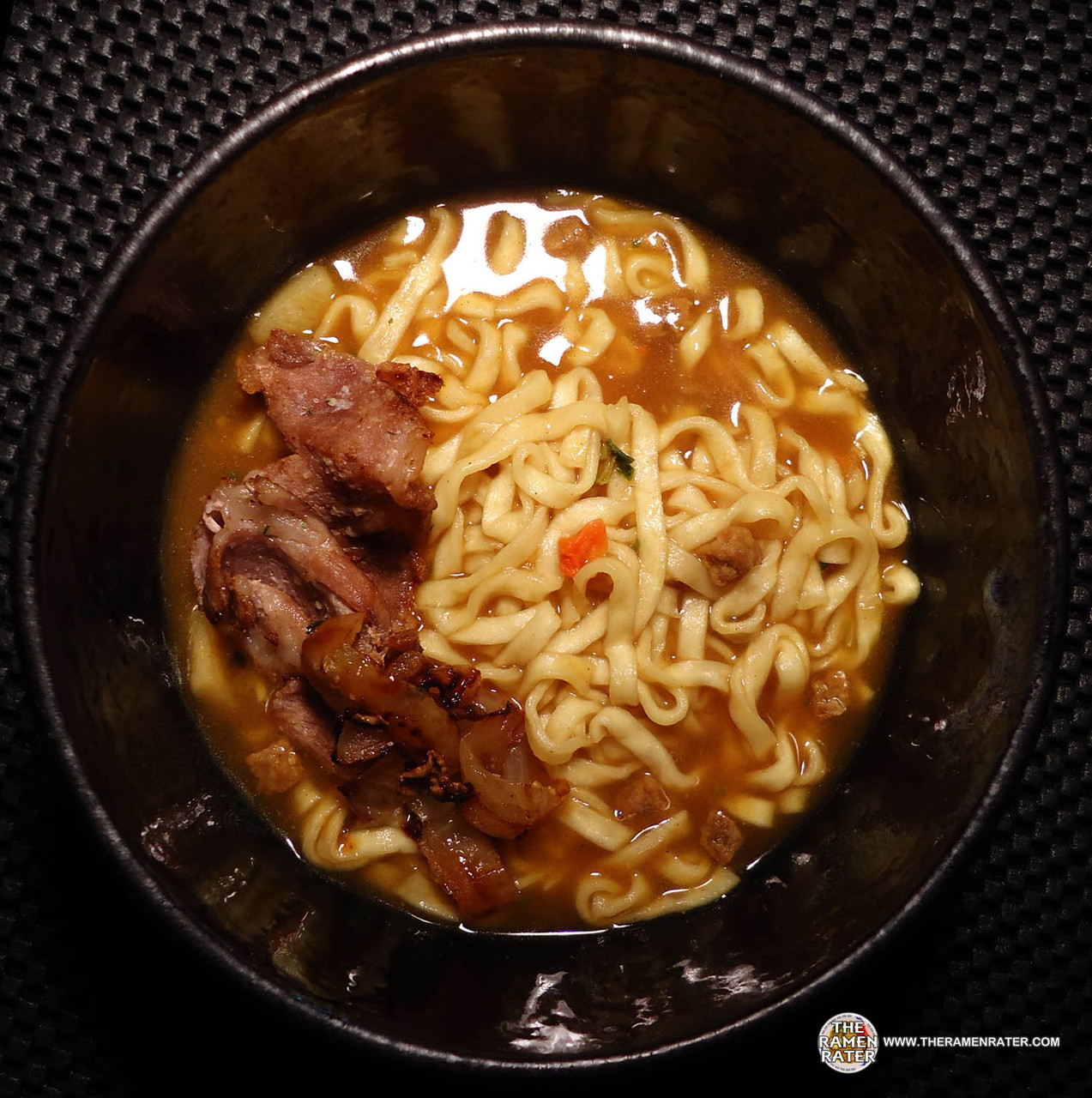 carrot, curry, and instant noodles image