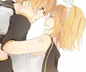 vocaloid and kagamine len image