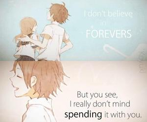 anime, quote, and black and white image