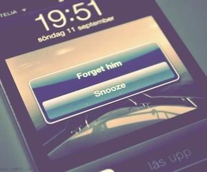 iphone, love, and snooze image