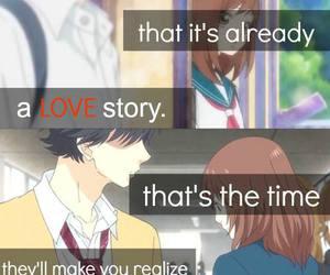 anime, manga, and quote image