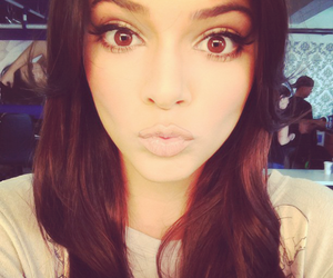kendall jenner, model, and eyes image