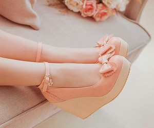 beautiful, bow, and girly image