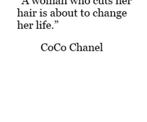 change, hair, and quotes image