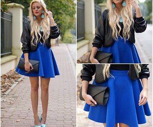 class, dress, and fashion image