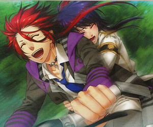 yui, loki, and kamigami no asobi image