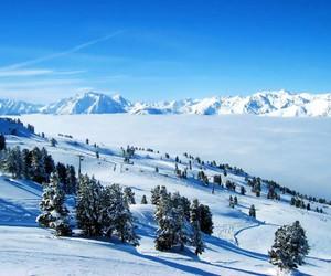 beautiful, winter, and jannat image