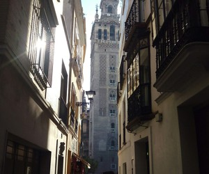 andalucia, sevilla, and spain image