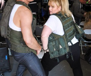 channing tatum and rebel wilson image