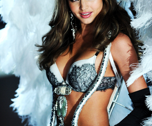 angel, pretty, and victoria secret image