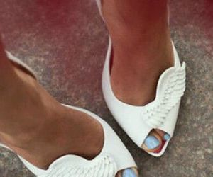 shoes, fashion, and wings image
