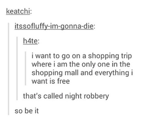 funny, haha, and robbery image