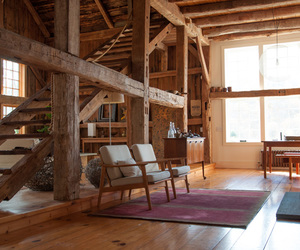 home, winter, and interior image