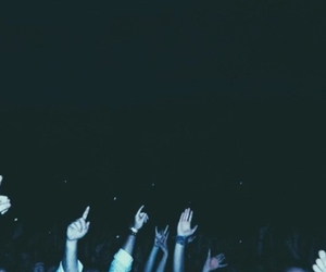 grunge, concert, and indie image