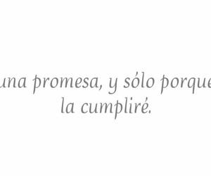 amor, promesas, and espanol image