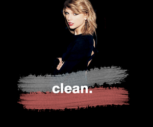 1989, clean, and song image