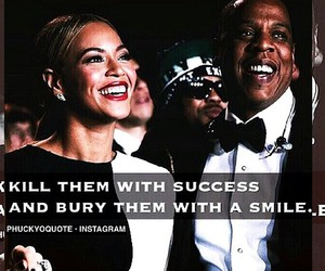 beyoncé, smile, and quote image