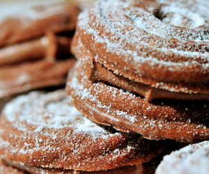 food, yummy, and chocolate image