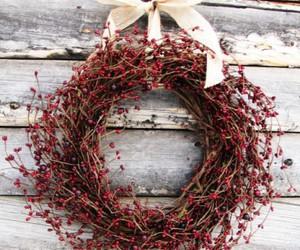 winter wonderland, christmas, and decoration image