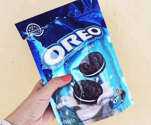 fashion, oreo, and yummy image