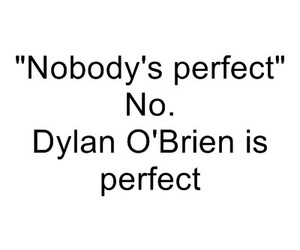 dylan, o'brien, and dylan o'brien image