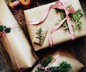 christmas, present, and holiday image