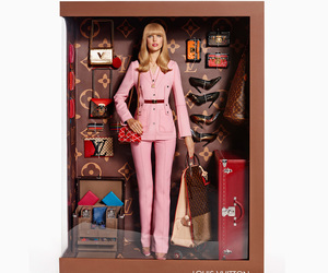barbie, editorial, and fashion image