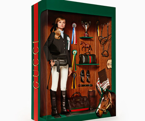 gucci, doll, and fashion image