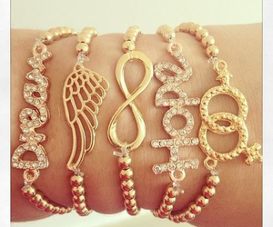 Dream, hope, and bracelet image