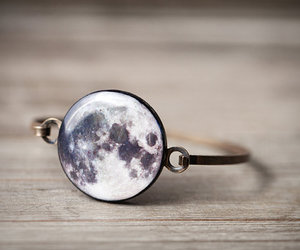 moon, ring, and bracelet image