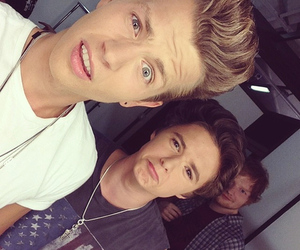 the vamps, ed sheeran, and james mcvey image