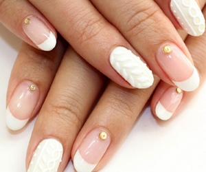 nail art and winter image