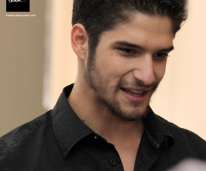 tyler posey and teen wolf image