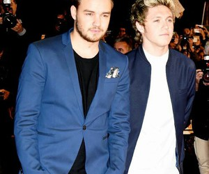 liam payne, one direction, and niall horan image