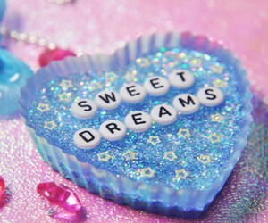 Dream, sweet, and heart image